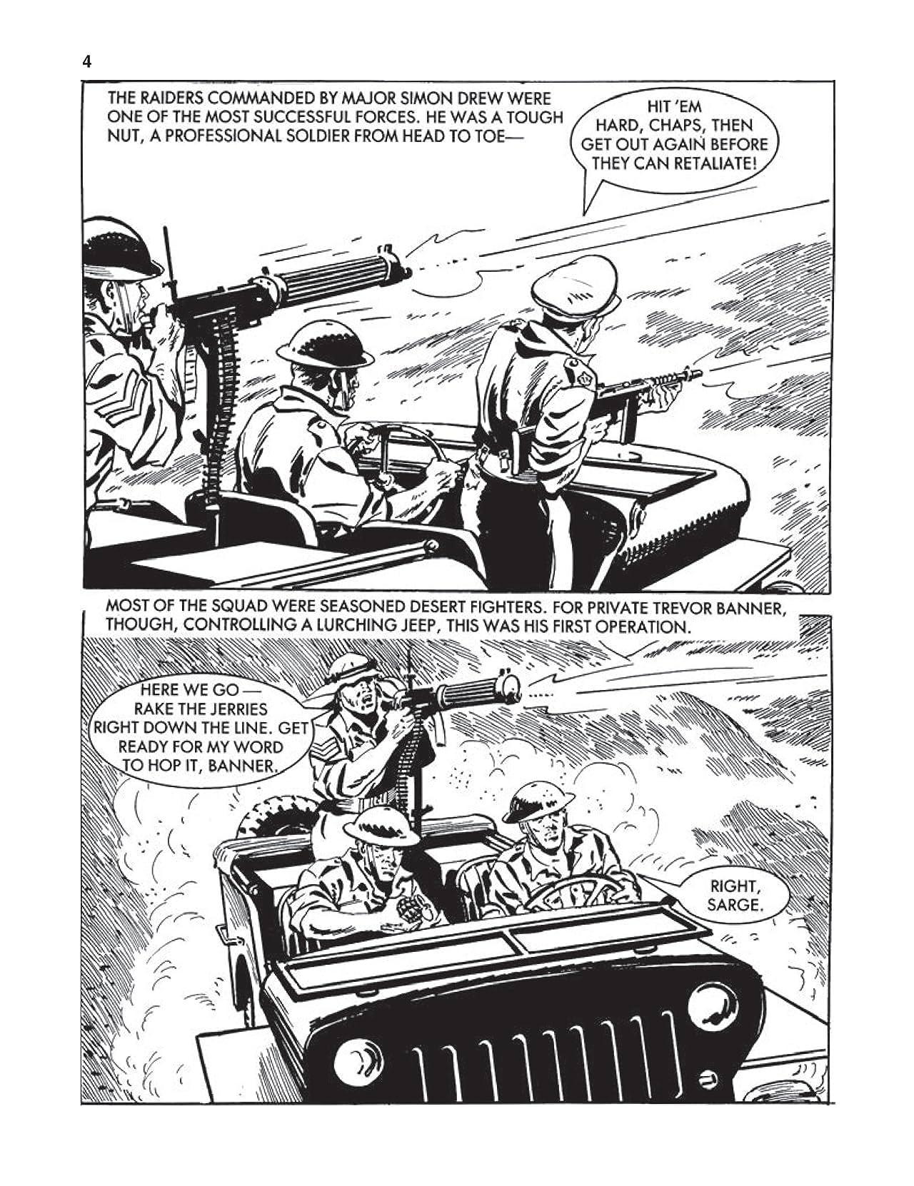 Commando #4594: Time Runs Out…