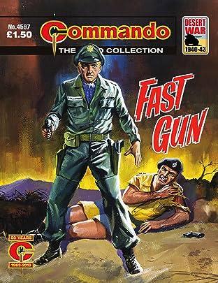 Commando #4597: Fast Gun