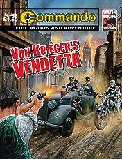 Commando #4600: Von Krieger's Vendetta