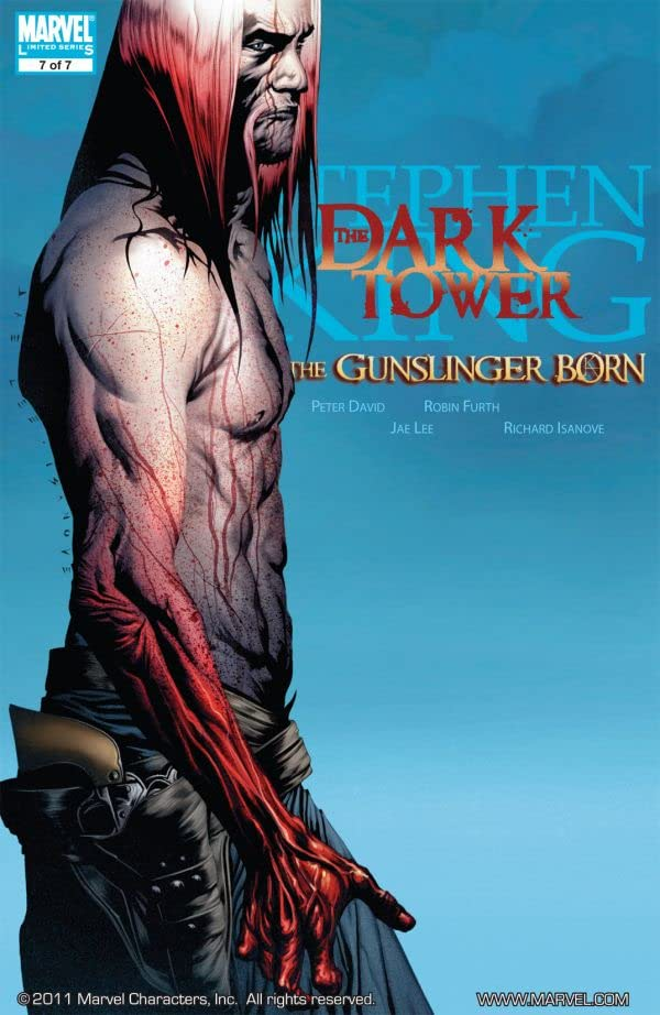 Dark Tower: The Gunslinger Born #7 (of 7)