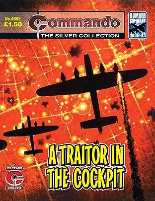 Commando #4602: A Traitor In The Cockpit