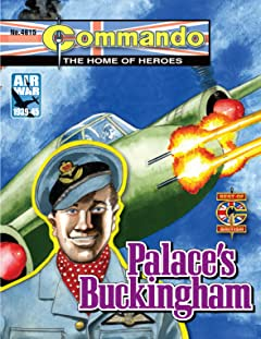 Commando #4615: Palace's Buckingham