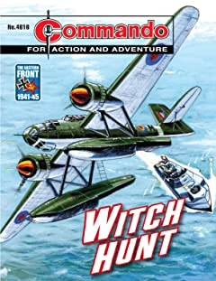 Commando #4616: Witch Hunt