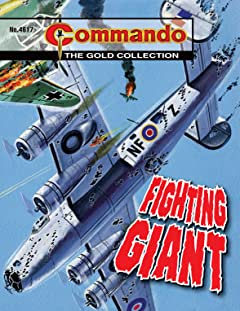 Commando #4617: Fighting Giant