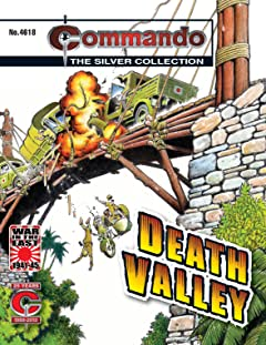 Commando #4618: Death Valley