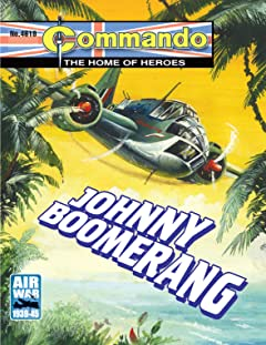 Commando #4619: Johnny Boomerang