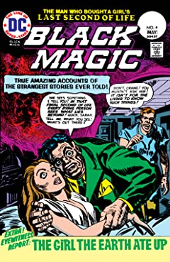 Black Magic (1973-1975) #4