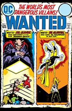 Wanted: The World's Most Dangerous Villains (1972-1973) #7