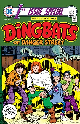 1st Issue Special (1975-1976) #6