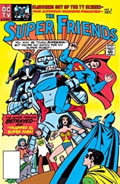 Super Friends (1976-1981) #2