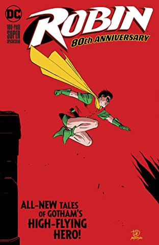 Robin 80th Anniversary 100-Page Super Spectacular (2020) No.1