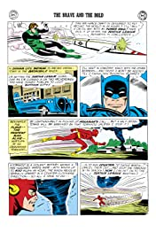 The Brave and the Bold (1955-1983) #28: Facsimile Edition (2020)