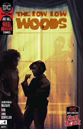 The Low, Low Woods (2019-) #4