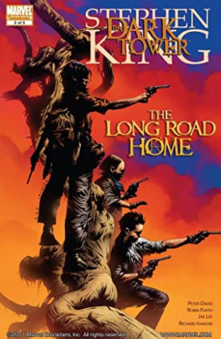 Dark Tower: The Long Road Home #2 (of 5)