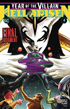 Year of the Villain: Hell Arisen (2019-) #4