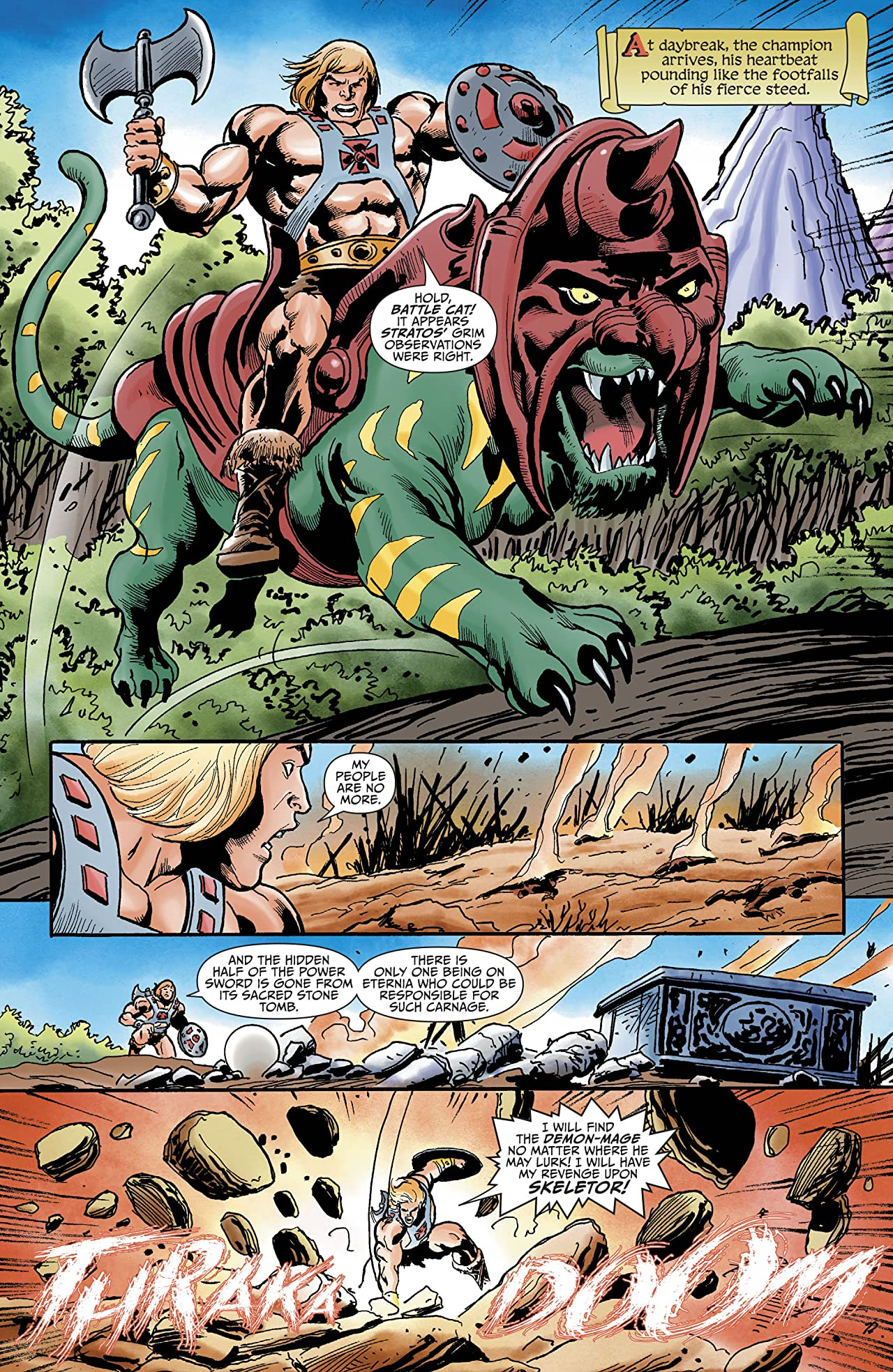 He-Man & the Masters of the Multiverse (2019-) #5