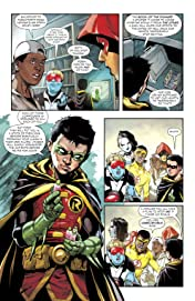 Teen Titans (2016-) #40
