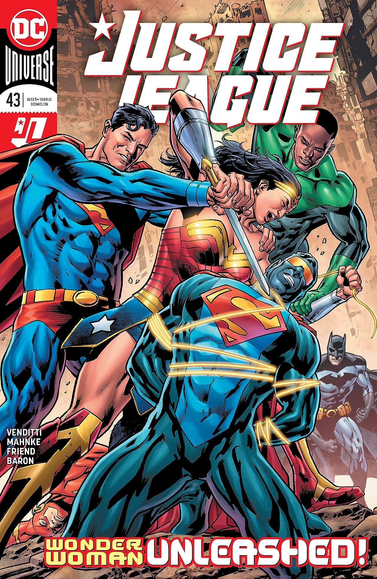 Justice League (2018-) No.43