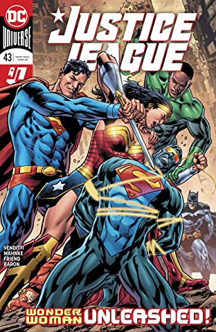 Justice League (2018-) No.43