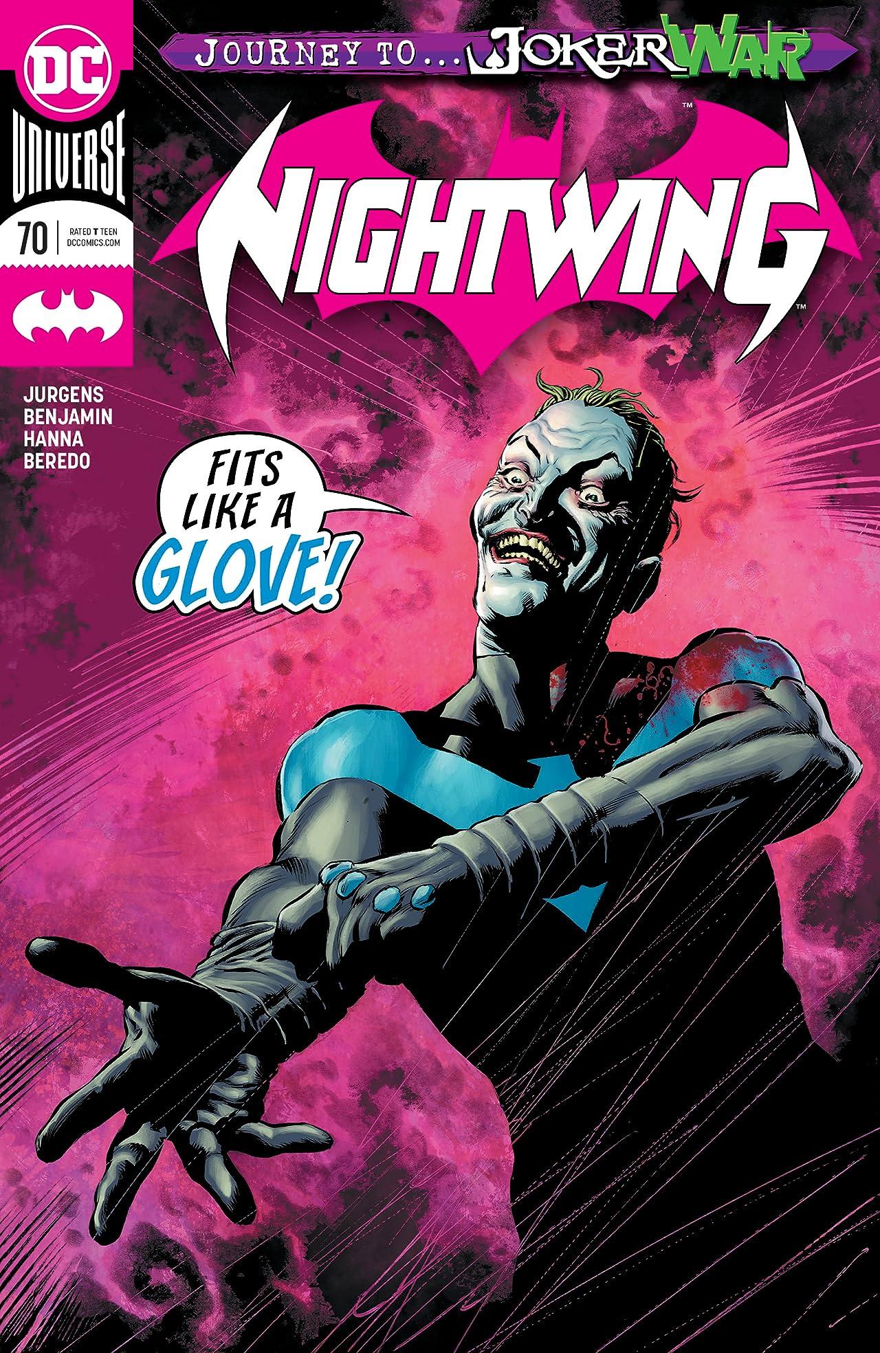 Nightwing (2016-) No.70
