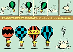 Peanuts Every Sunday Tome 8: 1986–1990