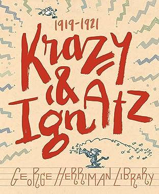The George Herriman Library Vol. 2: Krazy & Ignatz 1919–1921