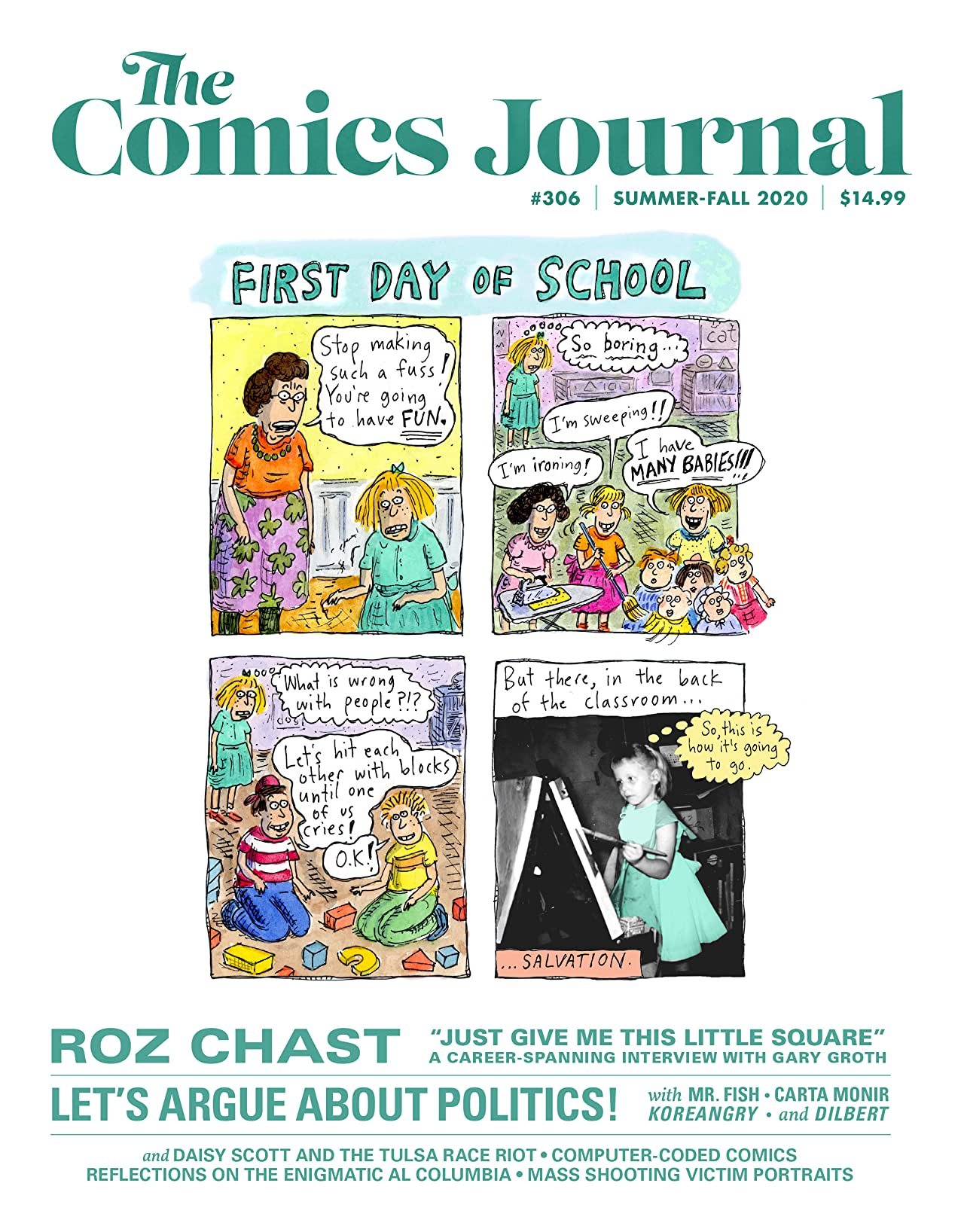 The Comics Journal No.306