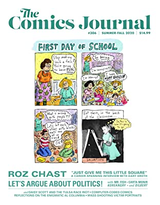 The Comics Journal #306