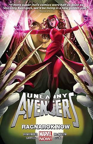 Uncanny Avengers Tome 3: Ragnarok Now