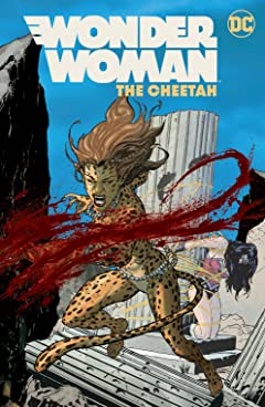 Wonder Woman: The Cheetah