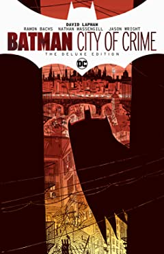 Batman: City of Crime Deluxe Edition