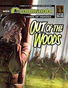 Commando #5319: Out Of The Woods