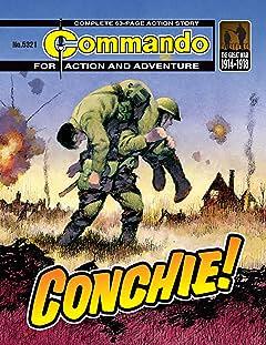 Commando #5321: Conchie!