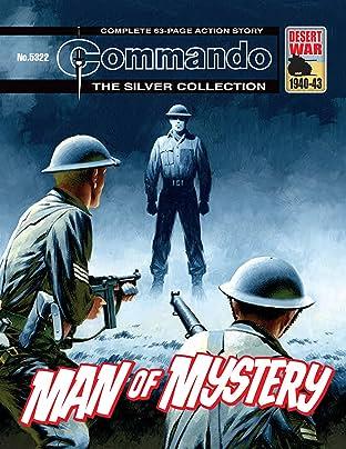 Commando #5322: Man Of Mystery