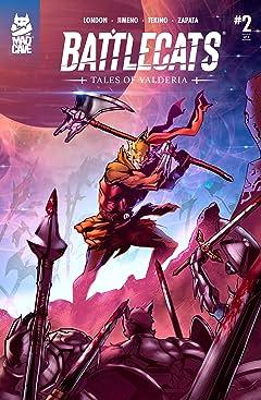 Battlecats: Tales of Valderia #2