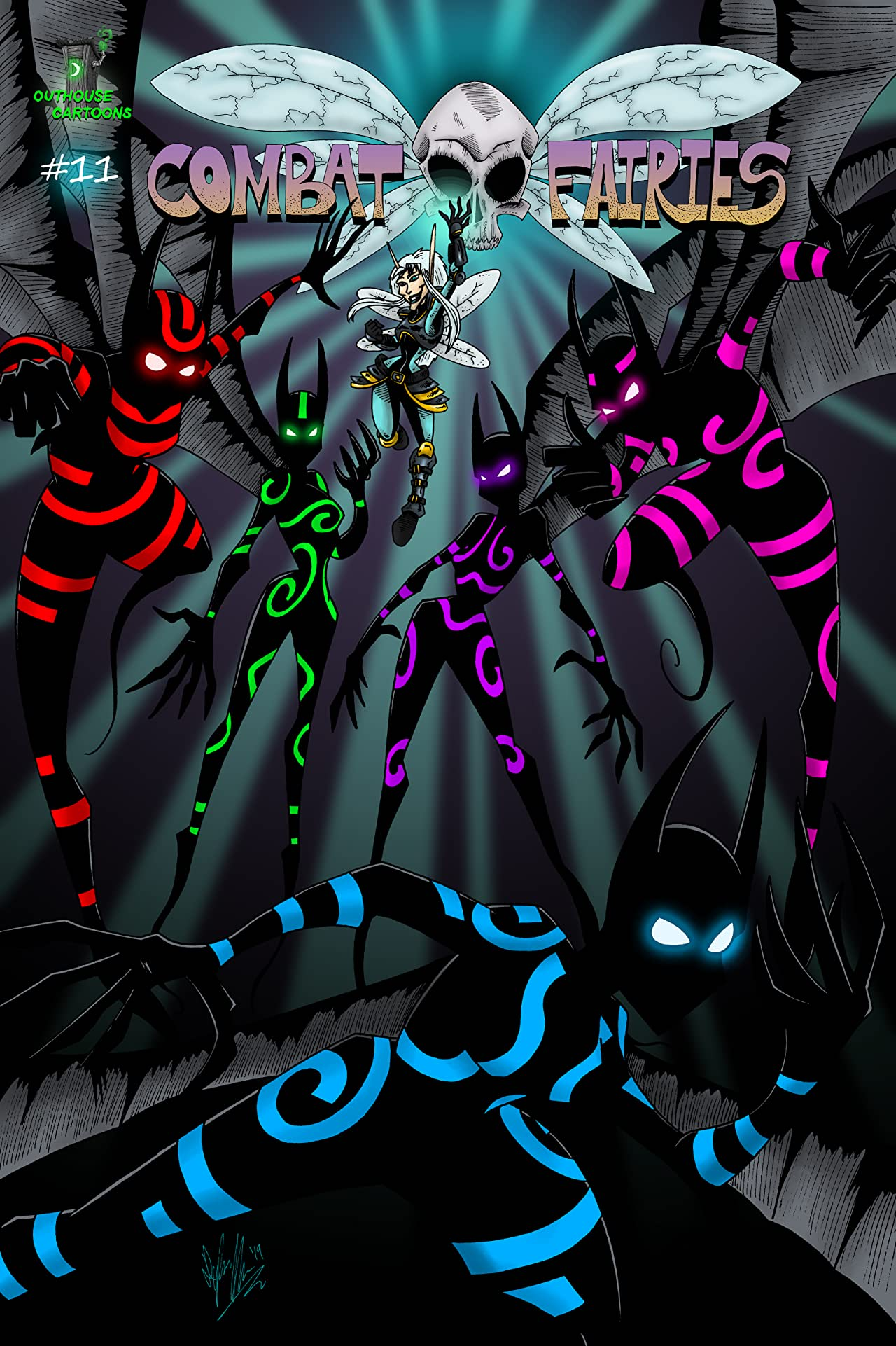 Combat Fairies #11