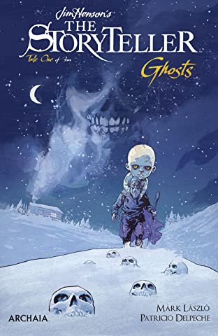 Jim Henson's The Storyteller: Ghosts #1