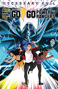 Saban's Go Go Power Rangers #30