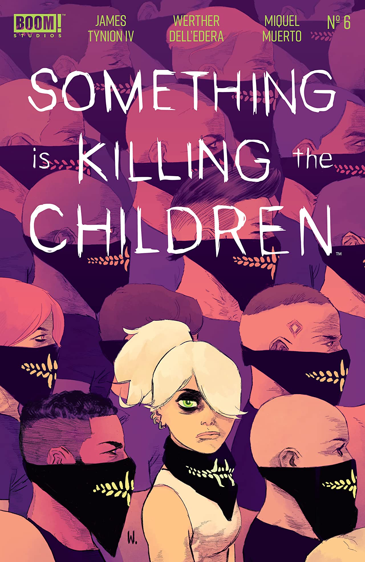 Something is Killing the Children No.6