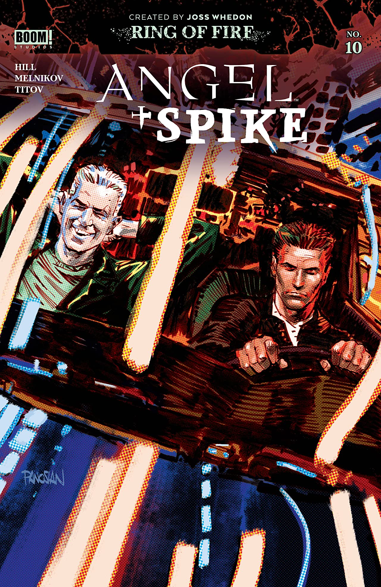 Angel & Spike #10