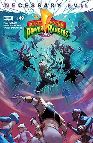 Mighty Morphin Power Rangers No.49