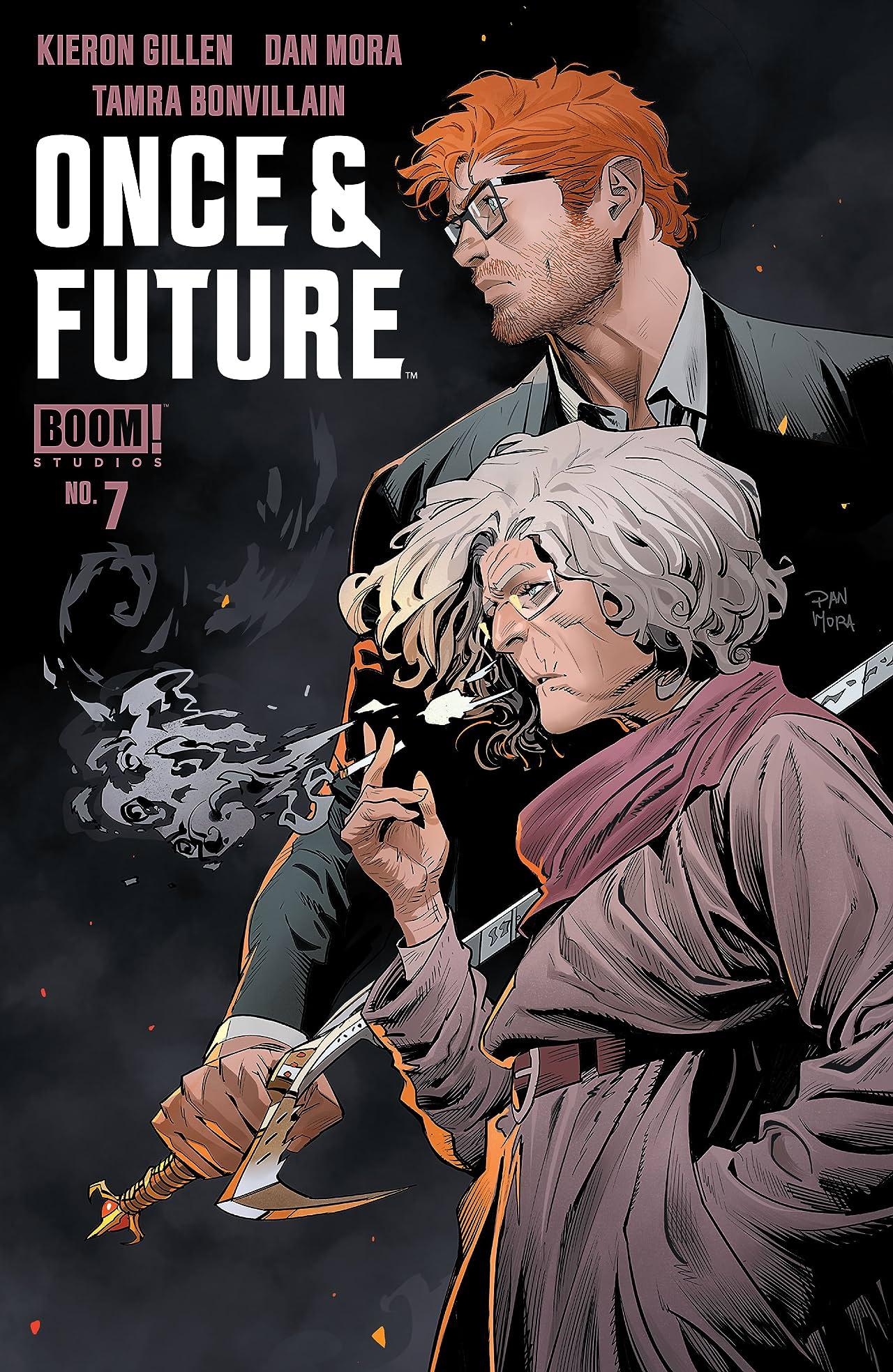 Once & Future No.7