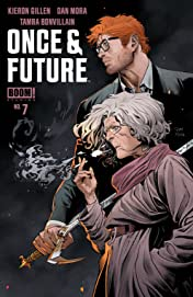 Once & Future #7