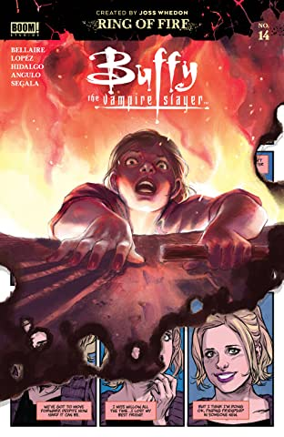 Buffy the Vampire Slayer No.14