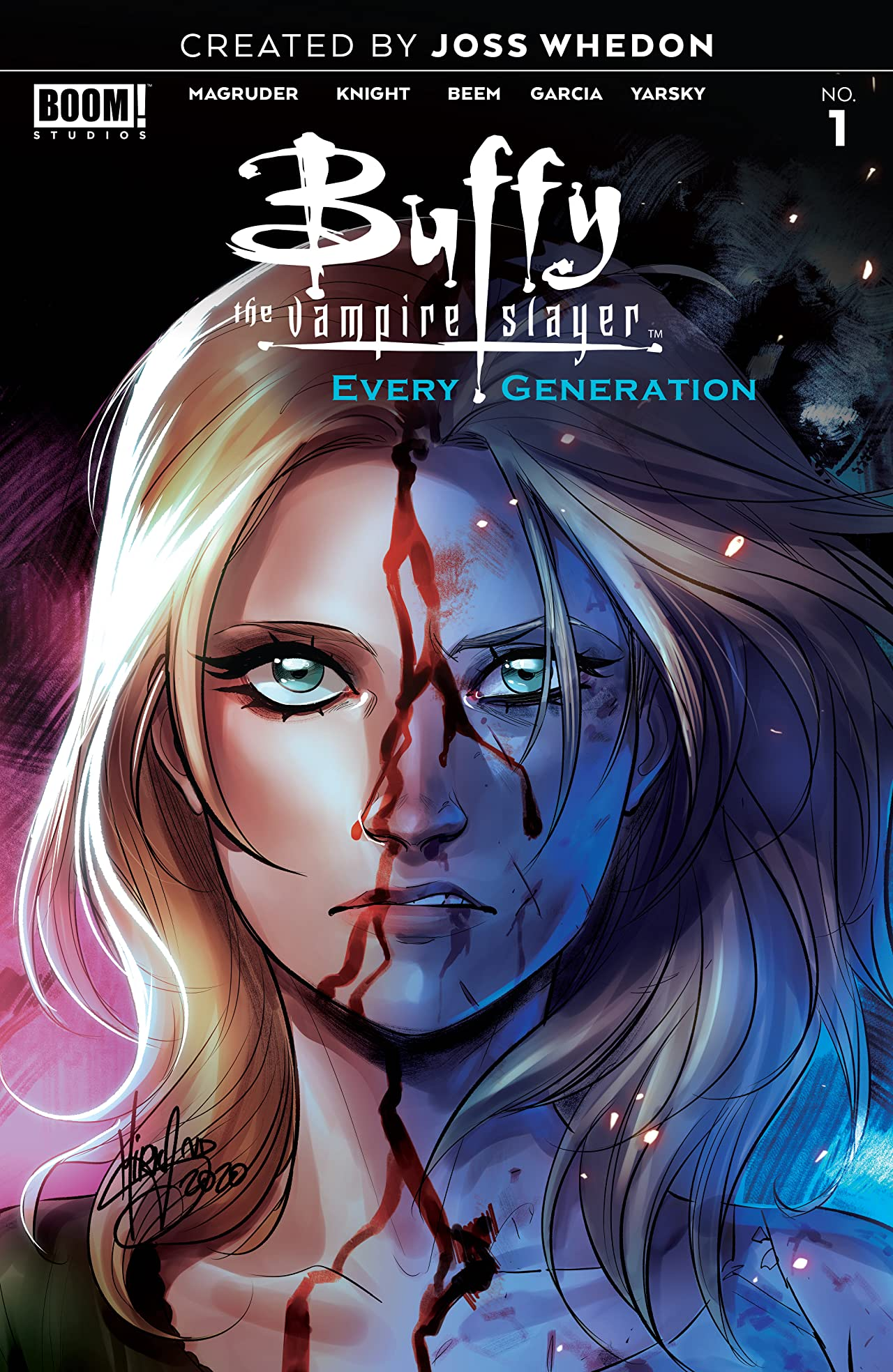 Buffy the Vampire Slayer: Every Generation No.1