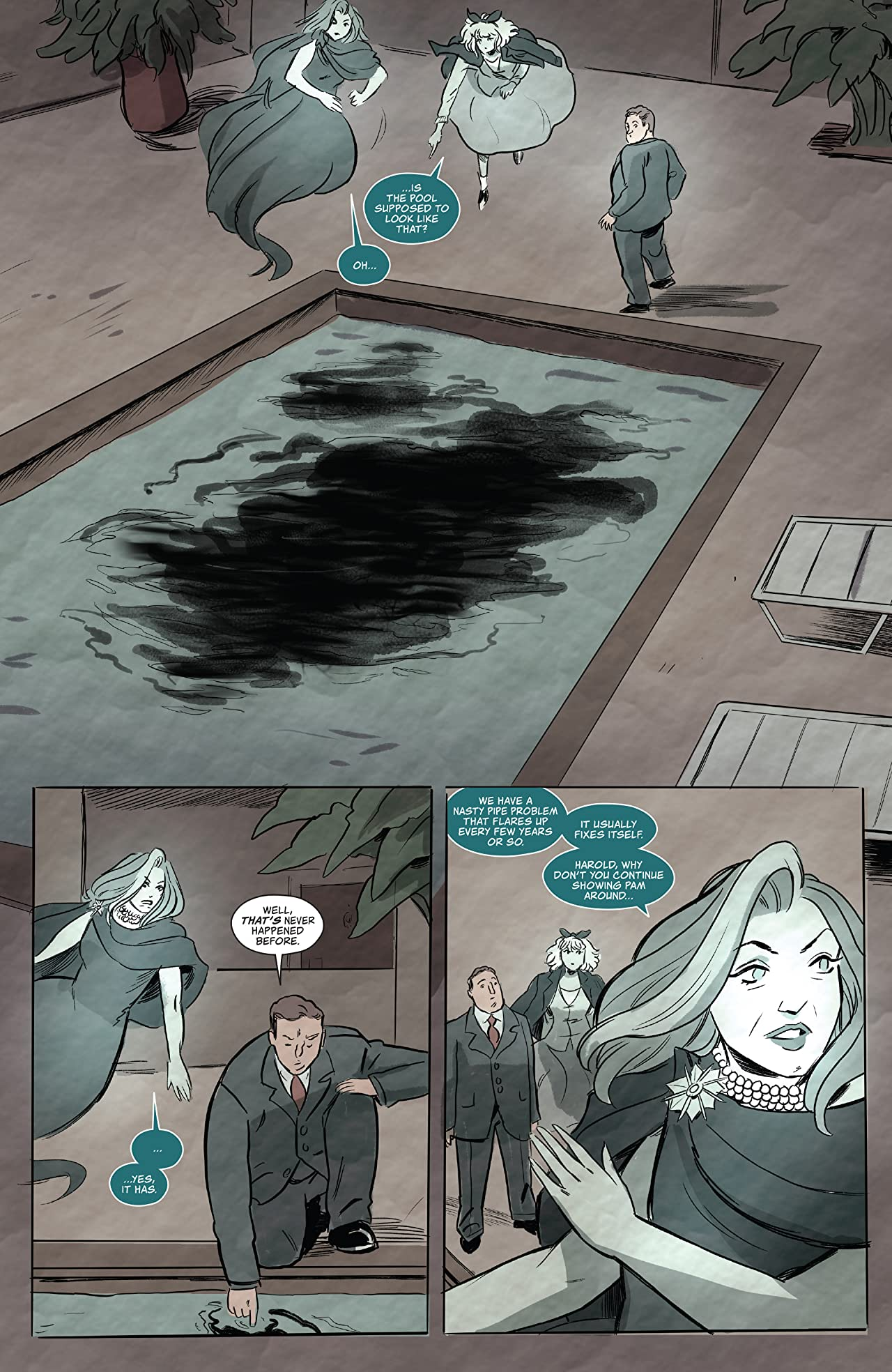Ghosted in L.A. #10