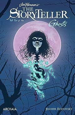 Jim Henson's The Storyteller: Ghosts No.2