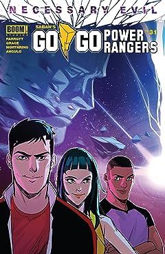 Saban's Go Go Power Rangers No.31