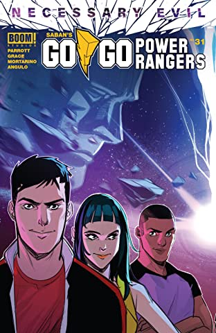 Saban's Go Go Power Rangers No.31