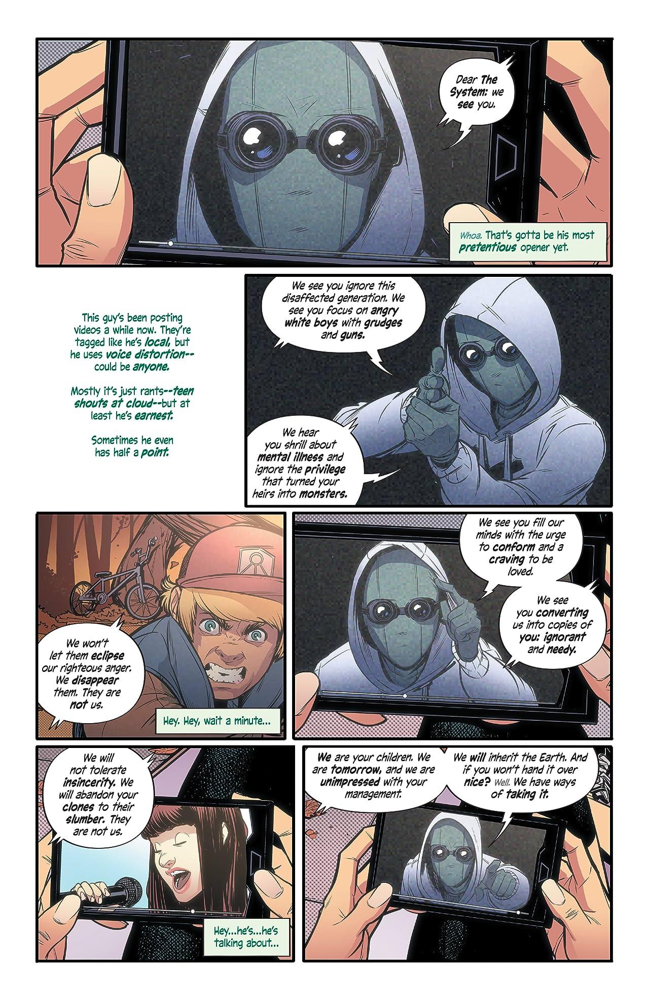 Alienated #3